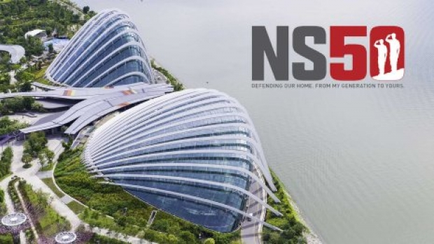 NS50 Special : Buy 1 Get 1 FREE in Gardens by the Bay