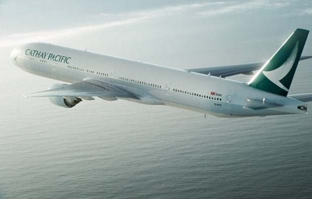 Special Economy and Premium Economy Fares (June) on Cathay Pacific with AMEX