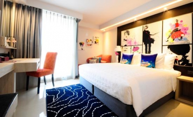 Special Offer for your Stay in Hotel Clover Asoke, Bangkok with Maybank