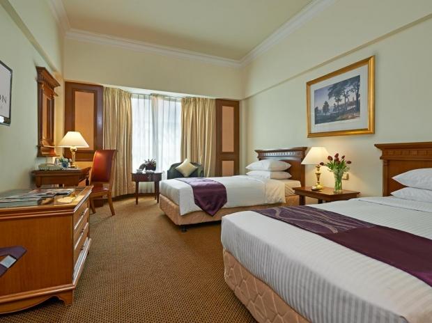 Enjoy 1-For-1 One Room Night (Room Only) Offer in Avillion Legacy Melaka with HSBC