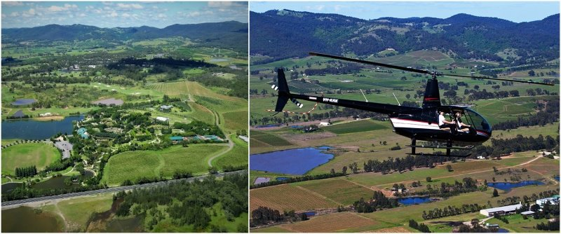 Hunter Valley Helicopter Tours