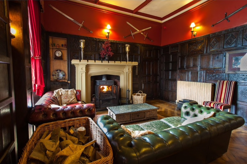 Airbnb Castle: Augill Castle in England