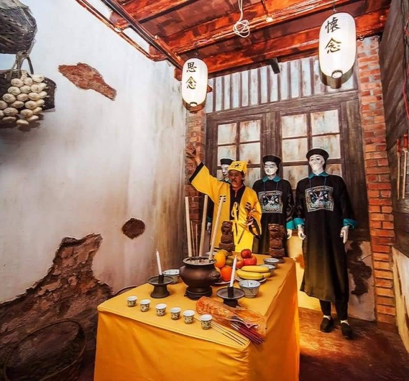 Penang Ghost Museum