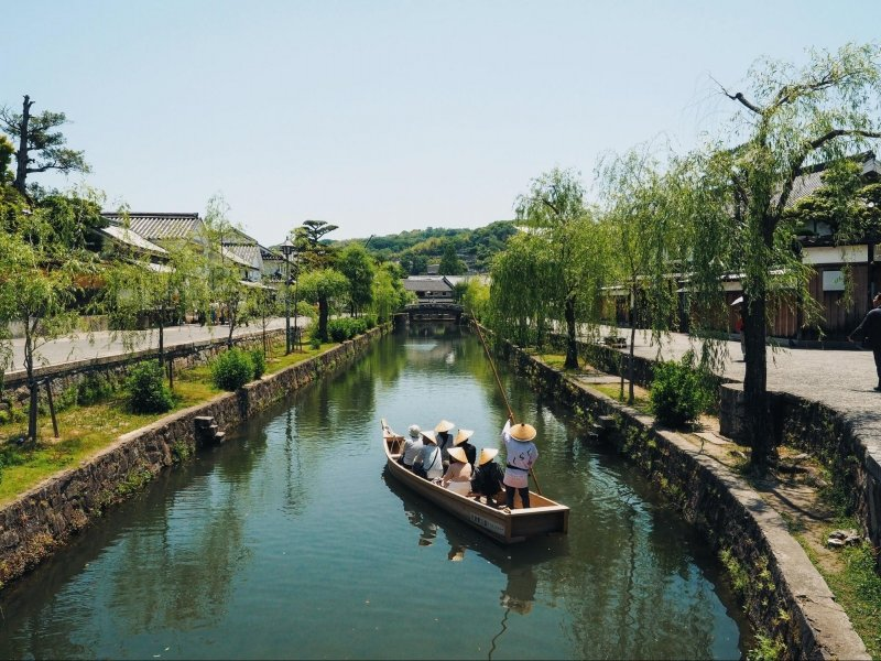 okayama tottori best spots