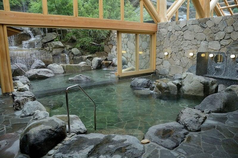 best hot springs in japan