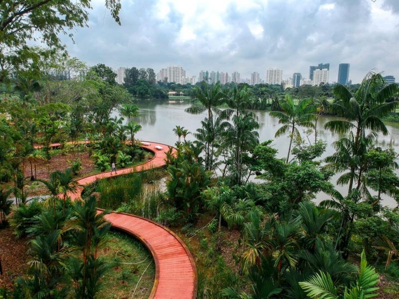 Jurong Lakeside Garden