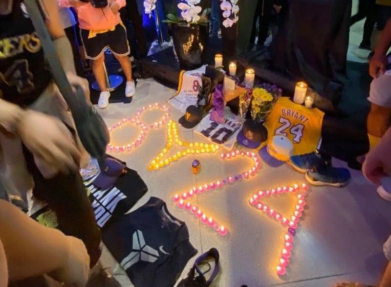 kobe bryant tribute at araneta coliseum
