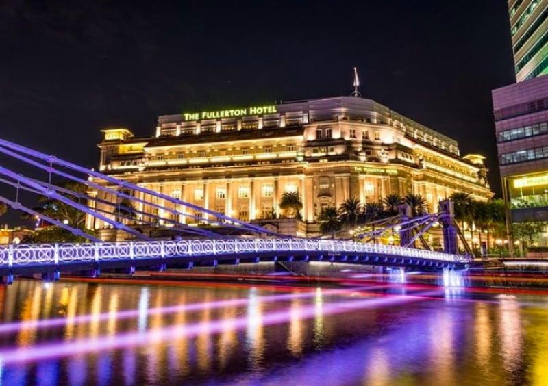 heritage buildings in singapore the fullerton