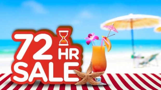 72 Hours Sale | Hotel Bookings from SGD6 with AirAsiaGo