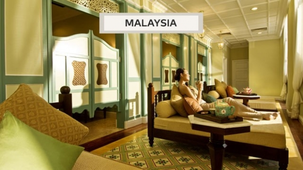 The Majestic Malacca - Peranakan Signature Experience from RM1,112 with MasterCard