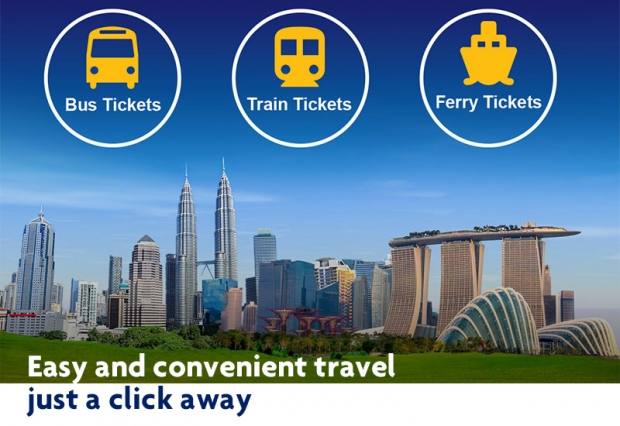 Get 10% Discount on BusOnlineTicket.com with United Overseas Bank