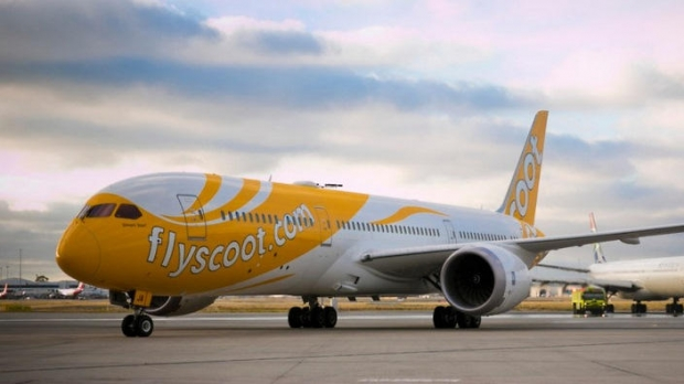 20% off Over 65 Cities on Economy Fare Bundles with Scoot and OCBC