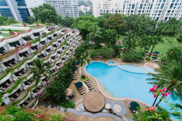 The Suite Life Offer in Shangri-La Hotel Singapore from SGD720