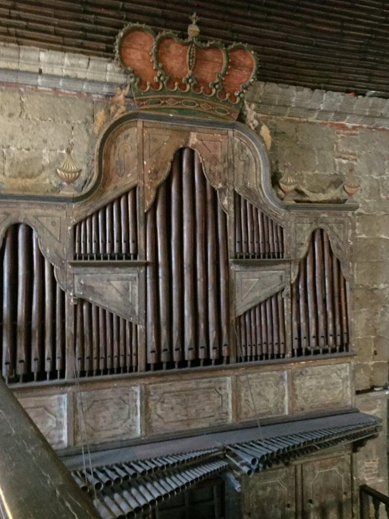 las pinas bamboo organ