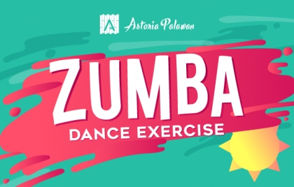 Zumba Dance Exercise