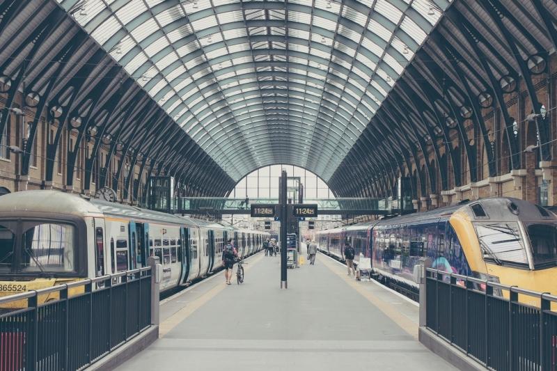 uk train station