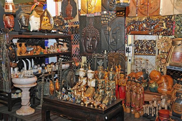 Chơi gì ở Thái Lan: Đi mua sắm ở chợ đêm ở Chiang Mai