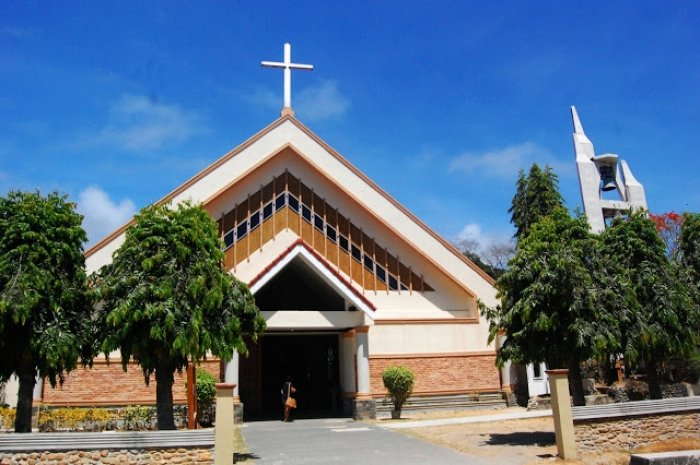 Mount Carmel Parish Church
