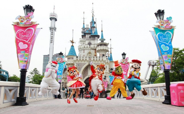 20% Off Lotte World Special Pass Tickets with MasterCard
