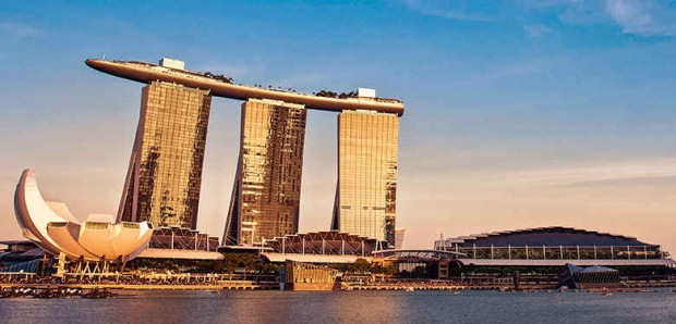 An Offer You Can't Refuse in Marina Bay Sands