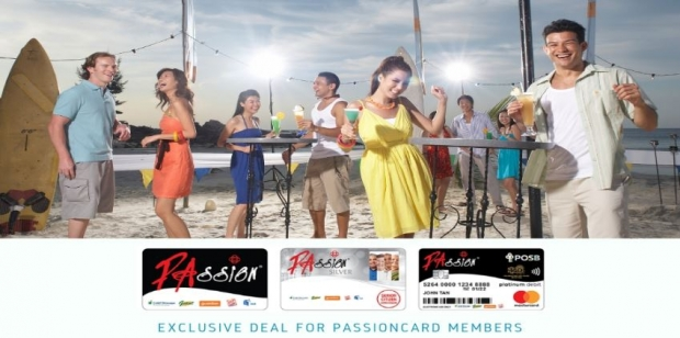 PAssion Card Exclusive Package in Bintan Lagoon Resort