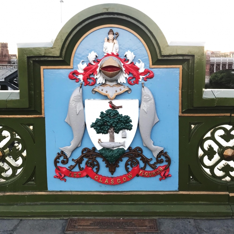 the glasgow coat of arms