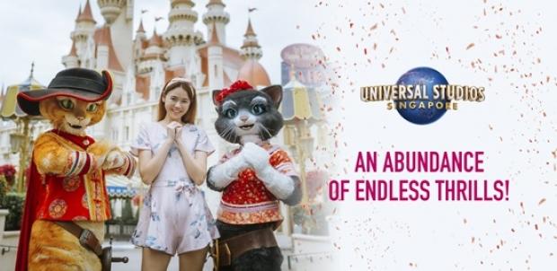Universal Studios Singapore Annual and Season Pass Promotions