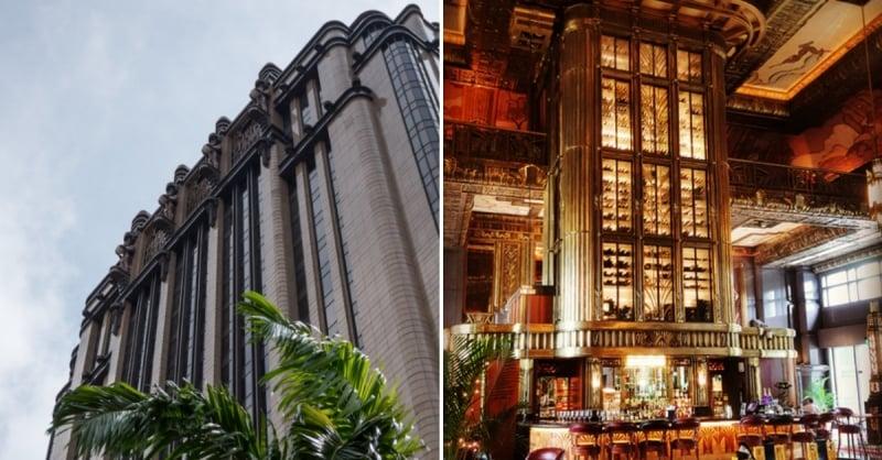 gotham building in singapore