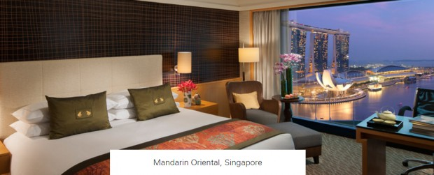 2D1N Staycation at SGD399 at Mandarin Oriental Singapore with HSBC
