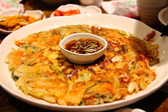 Personal picks top 10 korean foods everyone must try compared to a lot of other korean foods which take a long time to prepare or should be ordered in a restaurant pajeon is very easy to cook on your own forumfinder Gallery