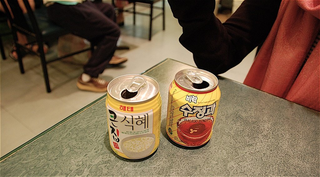 sikhye seoul south korea