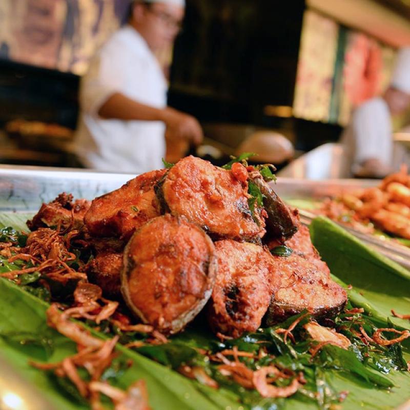 Melting Pot Café Kuala Lumpur