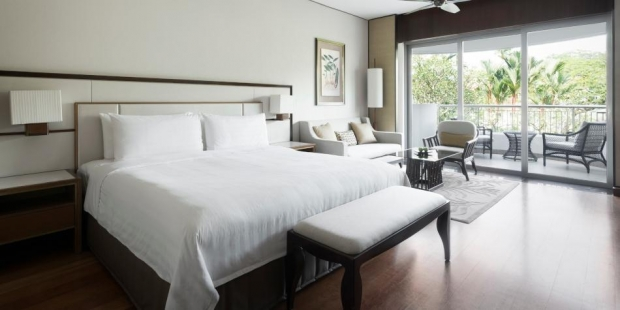 10% off Best Available Rate in Shangri-La Hotel Singapore with UOB Card