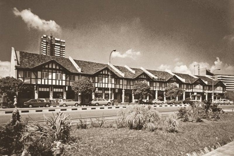 heritage buildings in singapore tudor court