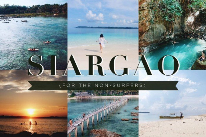 siargao non surfers travel guide