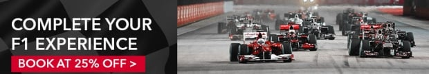 Complete your F1 Experience with 25% Off Car Rental on Avis