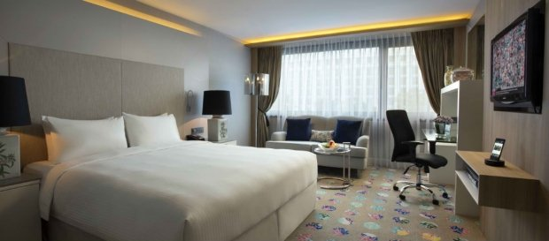 Flexible Rate Exclusive Room Offers in Concorde Hotel Singapore