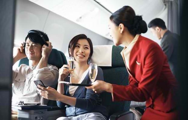 Special Business, Premium Economy, and Economy Class Fares in Cathay Pacific for AMEX Cardholder
