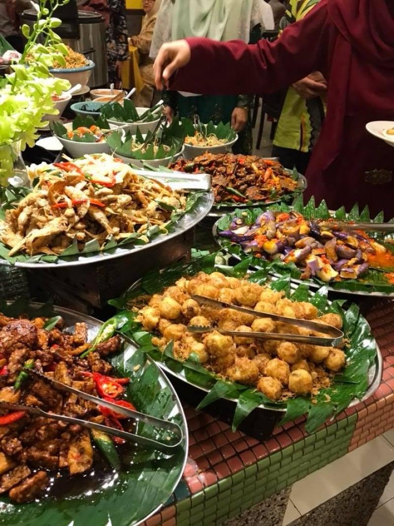 Restoran Rebung Chef Ismail Kuala Lumpur Malaysia