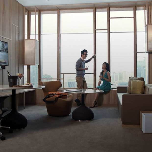 The Suite Life Offer at Parkroyal on Pickering Singapore