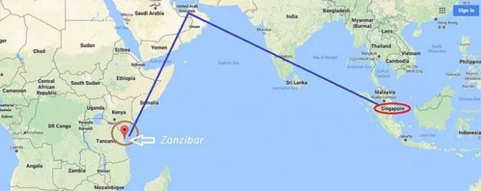 Zanzibar an incredible beach destination in tanzania africa because im pretty certain 90 of singaporeans have no idea where zanzibar is let alone know of its existence ill elaborate a little more in this gumiabroncs Images
