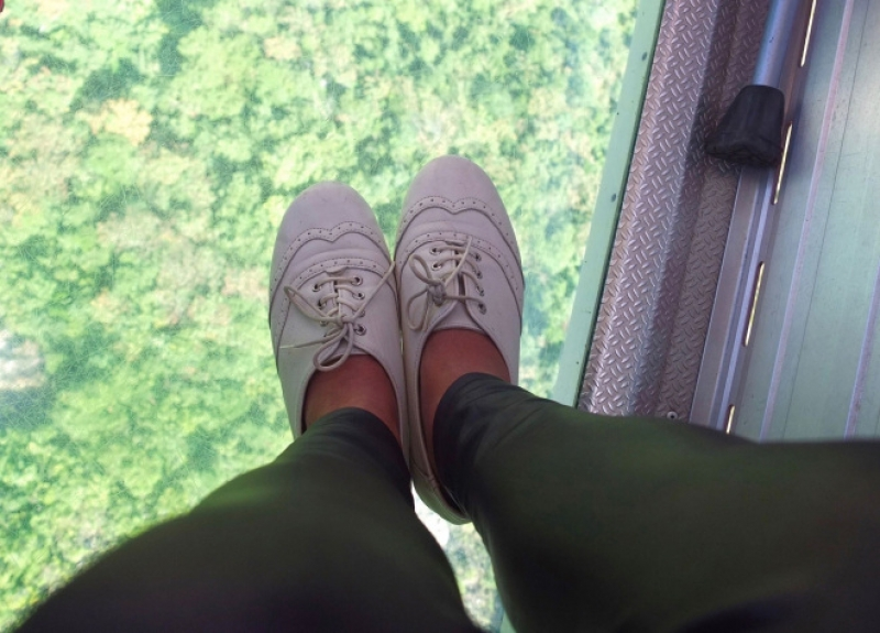 Ngong Ping 360 cable ride