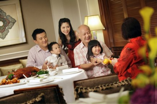 Stay and Dine Offer this Chinese New Year in Intercontinental Singapore Robertson Quay