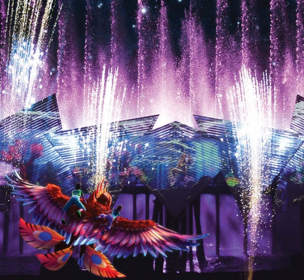 Up to 50% off Wings of Time Tickets Exclusive for DBS Cardholders