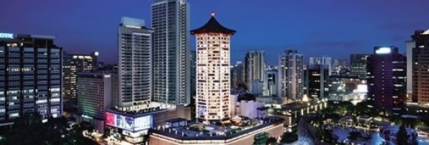 Iconic Singapore Getaway for $999 SGD Nett at Marriott Tang Plaza Hotel
