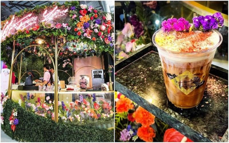 flowers in bangkok