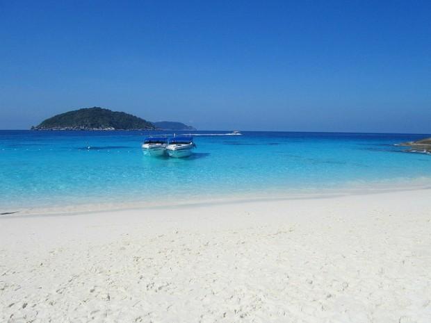 Chơi gì ở Thái Lan: Khám phá quần đảo thiên đường Similan