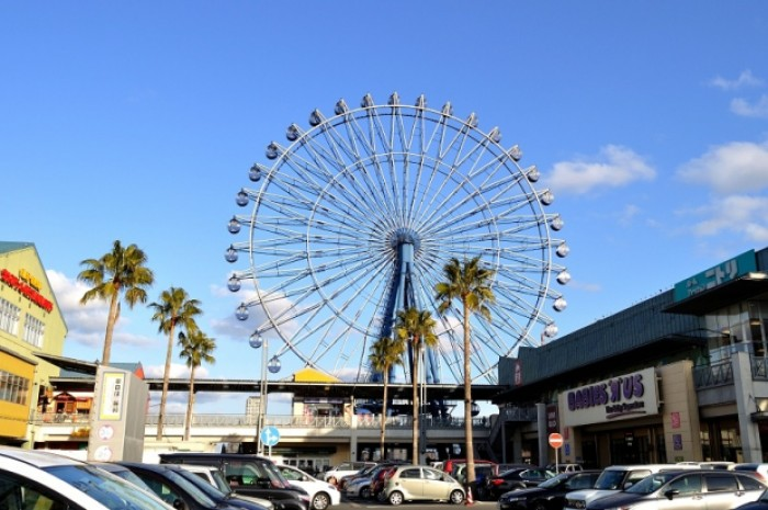 chơi gì ở Fukuoka Marinoa city