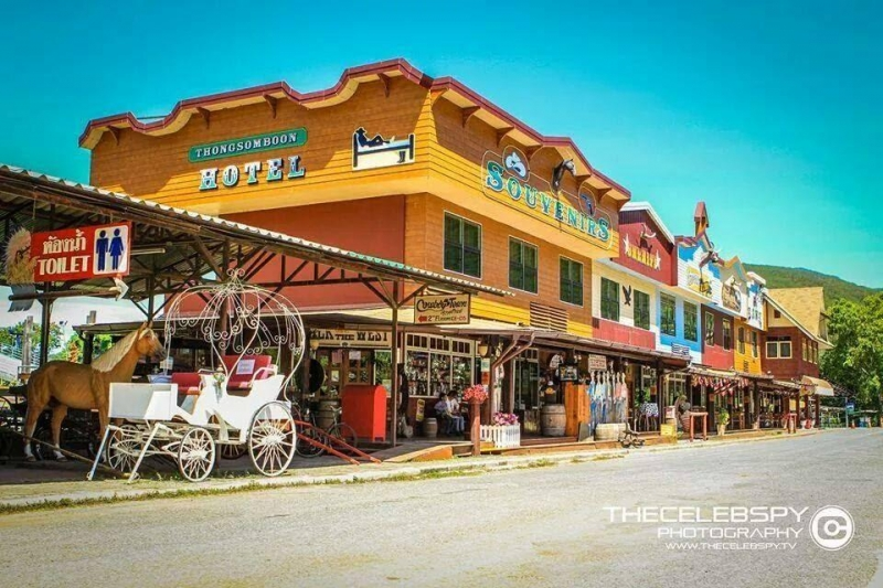 cowboy themed hotels thailand