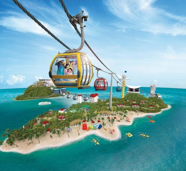 Up to 50% off Cable Car Sky Pass Round Trip with DBS Card